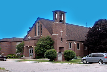 McCallsburg Lutheran Church